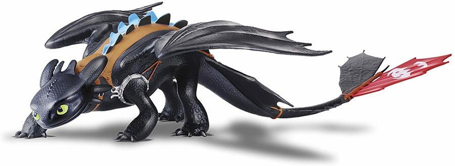 Dragon 2 Mega Toothless Alpha Edition 58 cm - Spin Master 6023852 - 4+