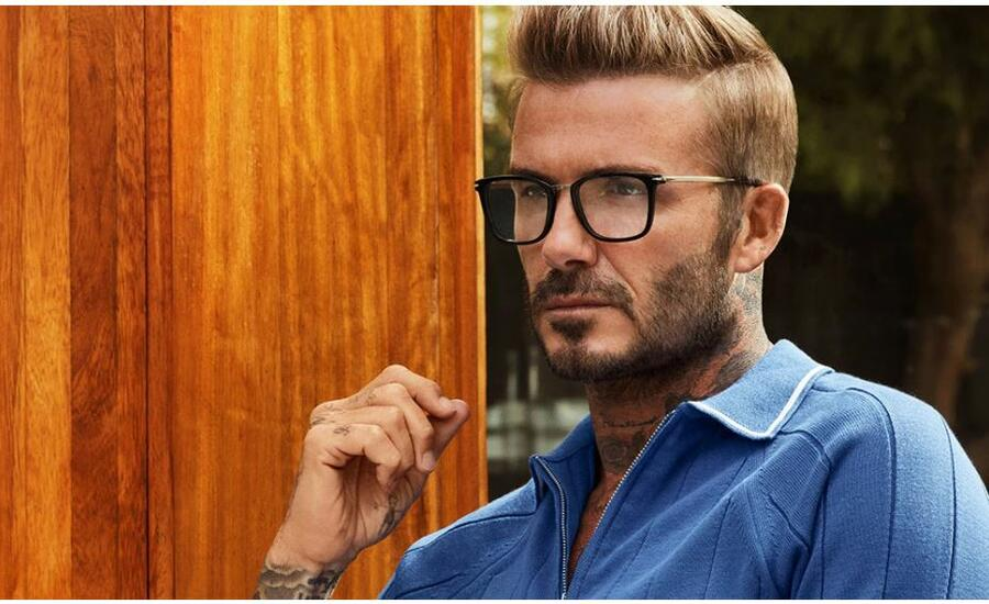David Beckham DB 7060/F - Black Gold