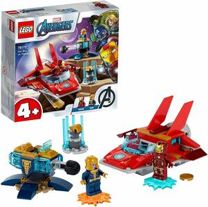 Iron Man vs. Thanos - Lego Avengers 76170 - 4+