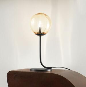 Lampada da Tavolo PUPPET in Cristallo di Vetreria Vistosi, Varie Finiture - Offerta di Mondo Luce 24