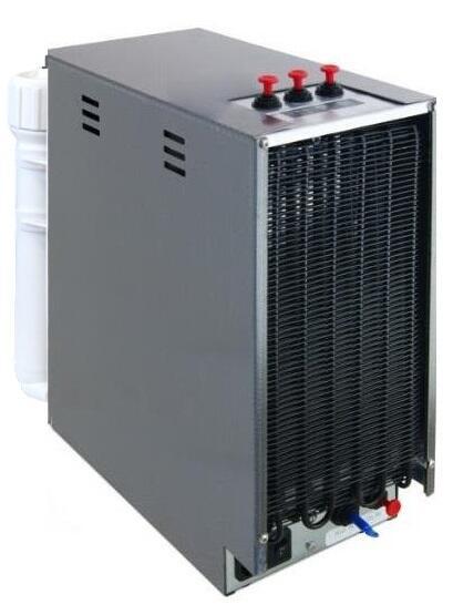Osmo Frigo depuratore ad osmosi inversa con refrigeratore sottolavello FM-01 con rubinetto 3 vie