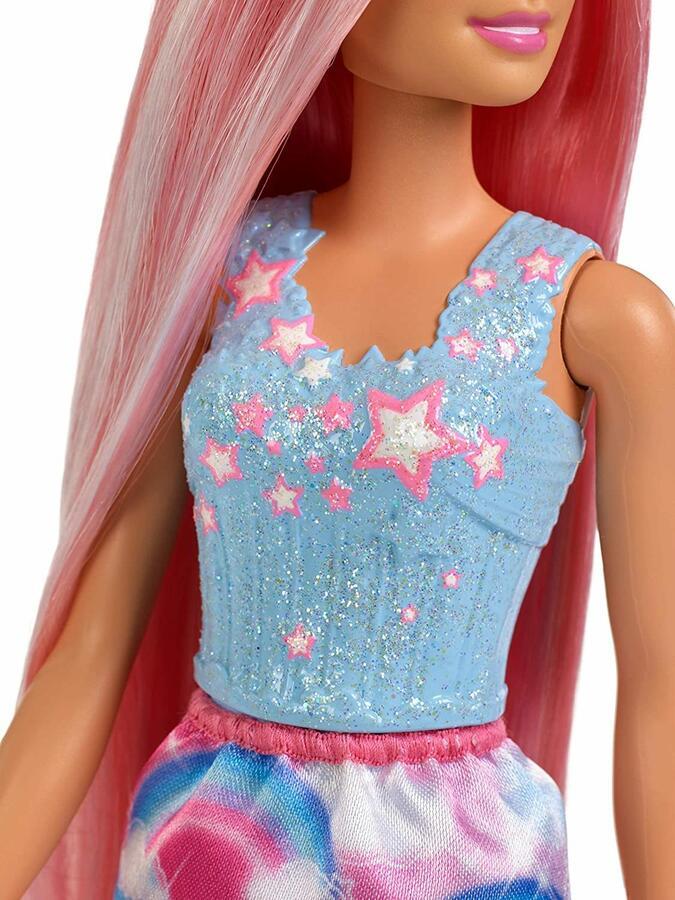 Barbie Principessa Arcobaleno - Mattel FXR94 - 3+