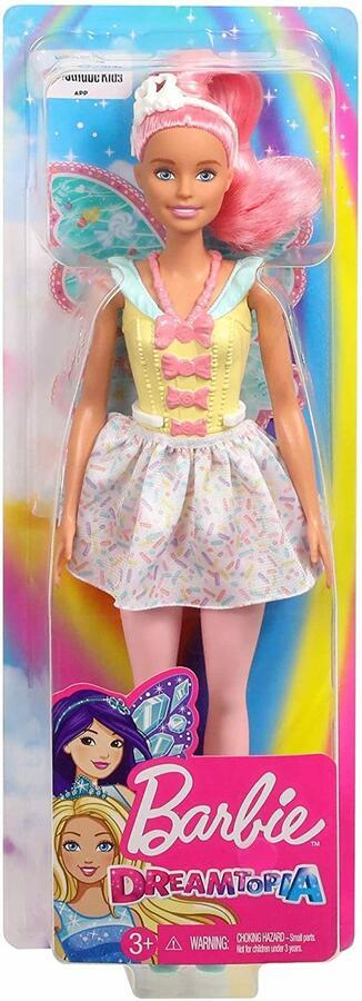 Barbie Dreamtopia Caramelle colorate - Mattel FXT03 - 3+