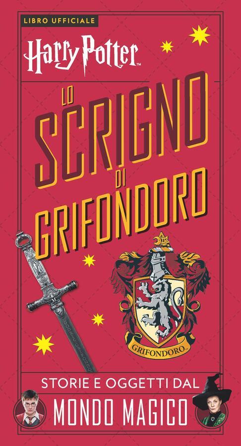 Harry Potter. Lo scrigno di Grifondoro