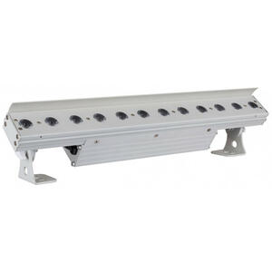BriteQ - LDP-COLORSTRIP 12FC - LED Bar RGBW 48cm (12x4W) - 25° 2 sections
