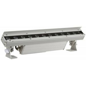 BriteQ - LDP-COLORBAR 12FC - Barra LED RGBW 48cm IP65 (12x4W) - 25 ° 2 sezioni