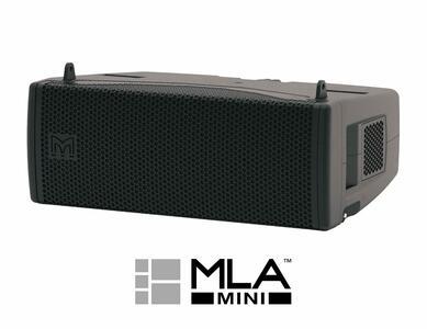 Martin Audio - MLA Mini - Starter Kit da 4 diffusori + flightcase