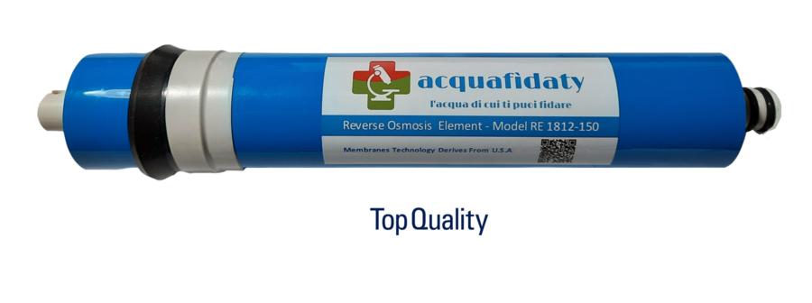 Membrane Osmosi Inversa 1812-150 Gpd  Acquafidaty.