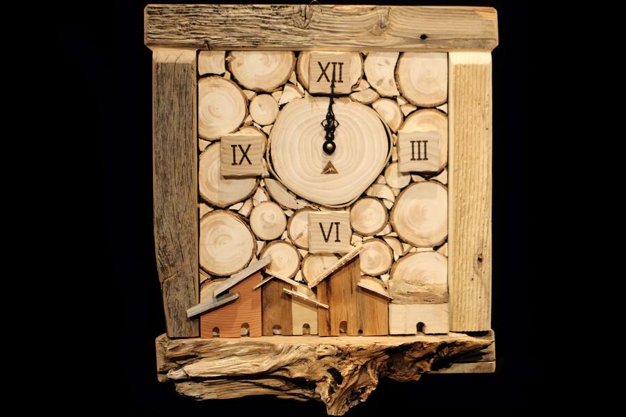 Orologio rustico 6