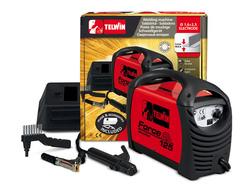 Telwin Force 125 + accessori Telwin Saldatrice Inverter ad elettrodo MMA