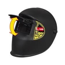 Saldatrice inverter Telwin FORCE 145 con maschera a cristallo Tiger e accessori