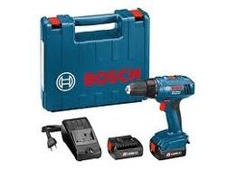 Trapano avvitatore Bosch GSR 1440 LI 2 con 2 batterie Litium e valigetta 14,4 v