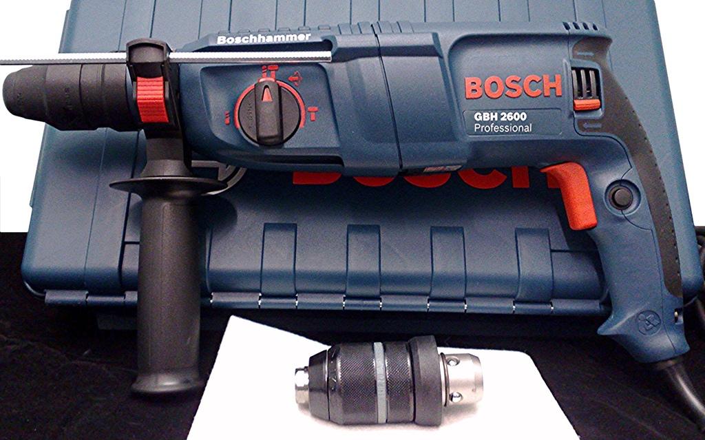 Martello perforatore con attacco SDS-plus GBH 2600 Professional Tassellatore  720W