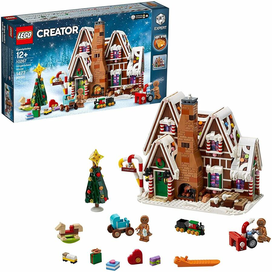 Casa di Pan di Zenzero - LEGO Creator Expert 10267 - 12+