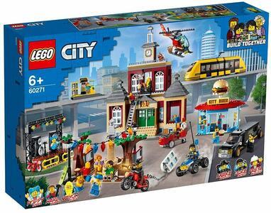 Piazza Principale - LEGO City 60271 - 6+