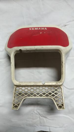 Yamaha XT 600 . Mascherina Coprifaro