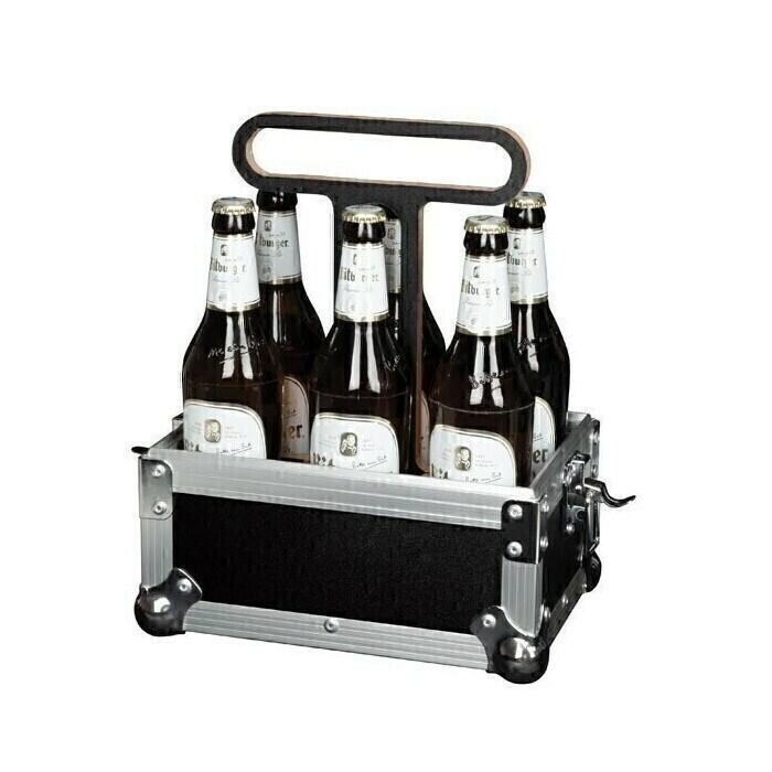 Showgear Case for Beer Bottles