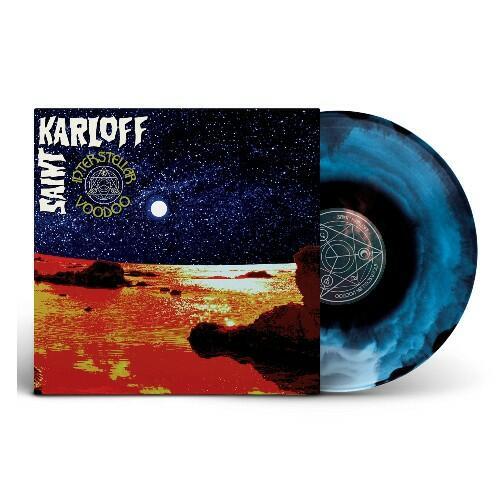 SAINT KARLOFF - INTERSTELLAR VOODOO - Lp  (Majestic Mountain Records)