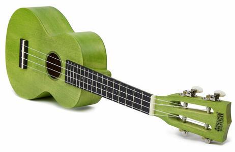 Mahalo Ukulele da Concerto Verde