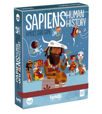 Gioco delle famiglie Sapiens Human History