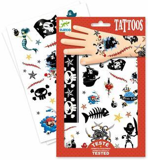 Tattoos Pirati