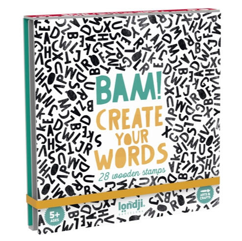 Bam! Create your Words