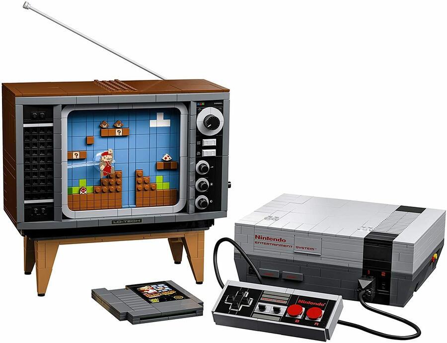 Nintendo Entertainment System™ - LEGO 71374 - 18+