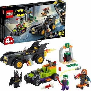 Batman vs Joker Inseguimento con Batmobile - LEGO 76180 - 4+