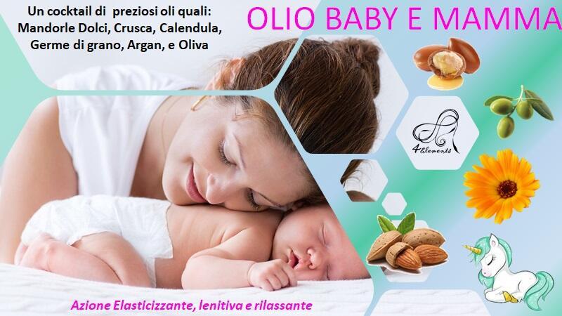 OLIO BABY E MAMMA