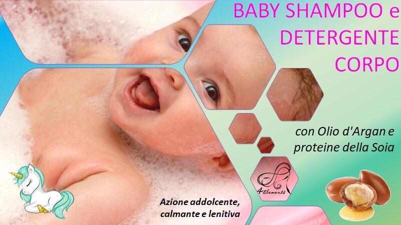 BABY SHAMPOO E DETERGENTE
