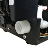 Erogatore sottolavello acqua naturale fredda,frizzante e ambiente completo per l'installazione con rubinetto tre vie.
