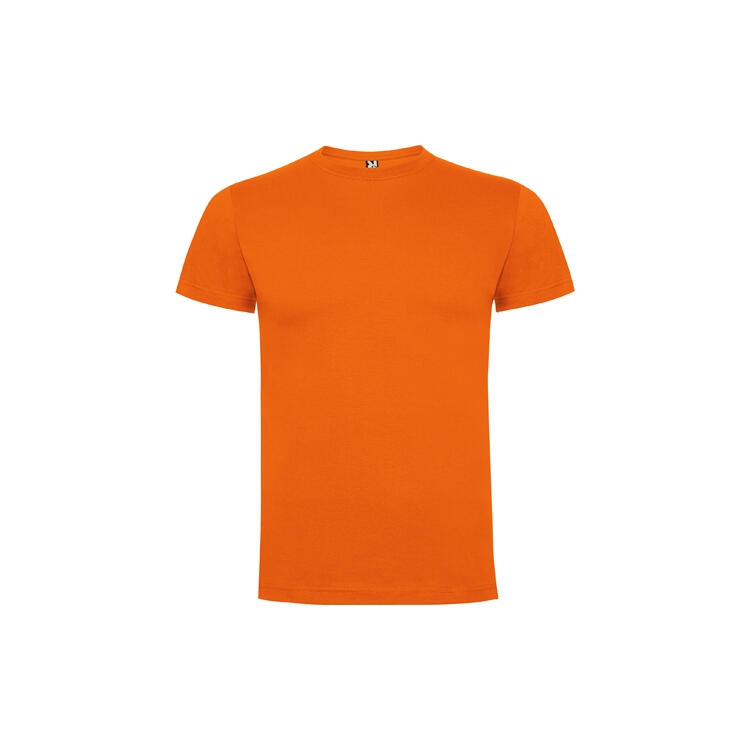 T-shirt arancione colore 31 mezza manica
