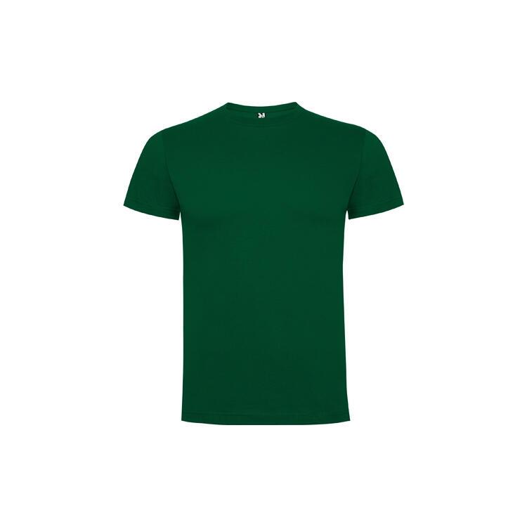 T-shirt verde bottiglia colore 56 mezza manica