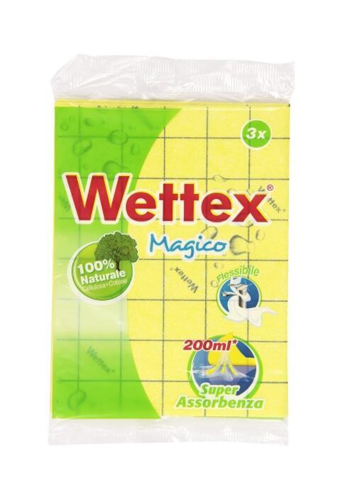 Wettex - Panno multiuso, Super Assorbenza - Confezione da 3 pezzi
