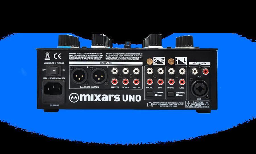 Mixars - Uno