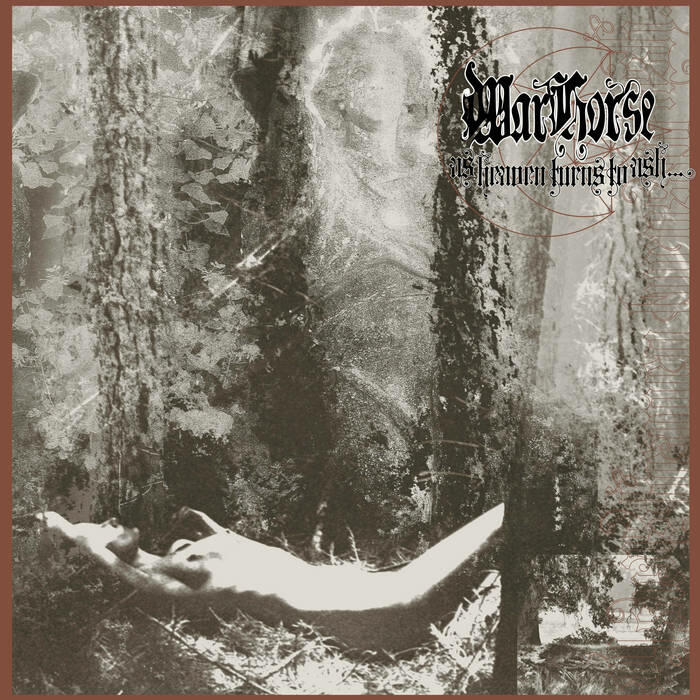 """WARHORSE - AS HEAVEN TURNS TO ASH - 2LP + 7""""  (Southern Lord Recordings)"""