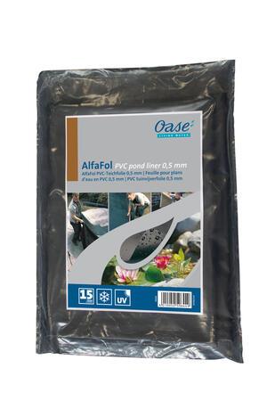 Alfafol nero Protezione Laghetto 0,5 / 6x5 m