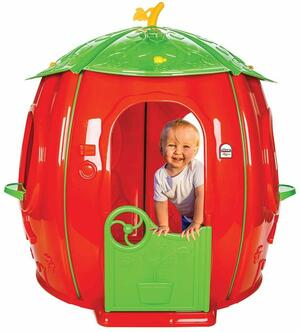 Strawberry Play House casetta per bambini - Pilsan 06-158 - 3+