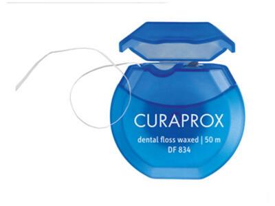 CURAPROX Filo Interdentale Classico Cerato DF 834