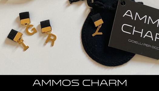 AMMOS CHARM ( INIZIALE NOME )