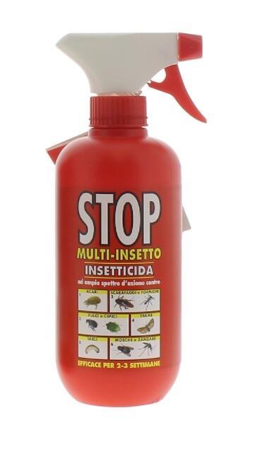 Stop Multi-Insetto, Insetticida, 375ML