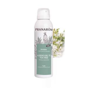 Pranarom - Idrolato di Albero del tè (Tea tree) bio
