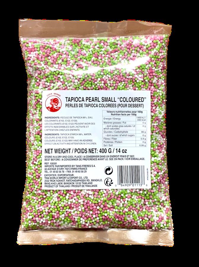 TAPIOCA COLORATE 400GR