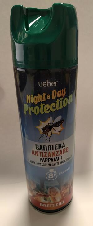 Barreria Antizanzare Night and Day Protection