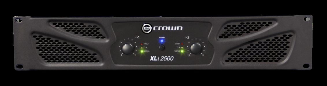 Crown - XLi 2500