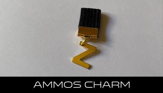AMMOS CHARM - LETTERA Z