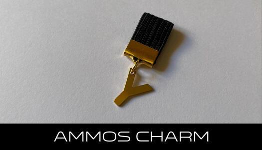 AMMOS CHARM - LETTERA Y
