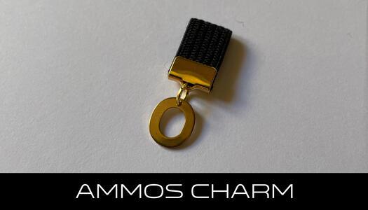 AMMOS CHARM - LETTERA O