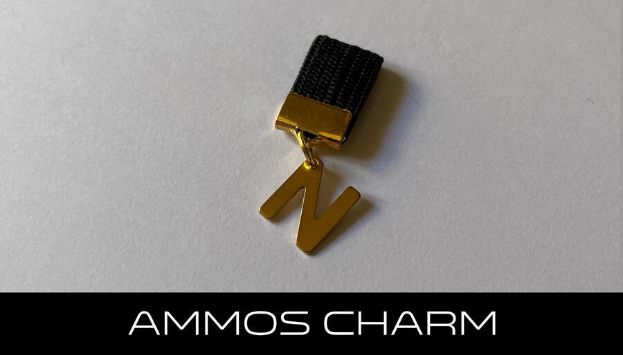 AMMOS CHARM - LETTERA N