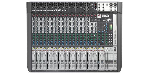 Soundcraft - Signature 22 MTK